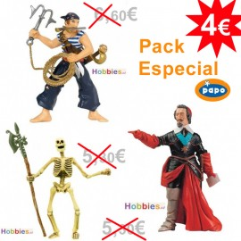 Pack PAPO 1