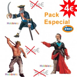 Pack PAPO 3