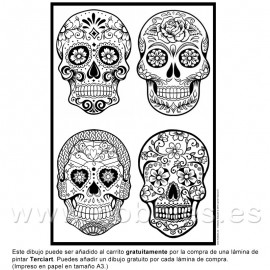 Calavera MIX