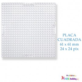 Placa base cuadrada