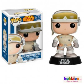 Luke Skywalker Hoth Figura FUNKO POP Star Wars