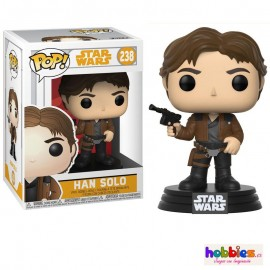 Han Solo Figura FUNKO POP Star Wars