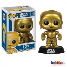 C-3PO Figura FUNKO POP Star Wars
