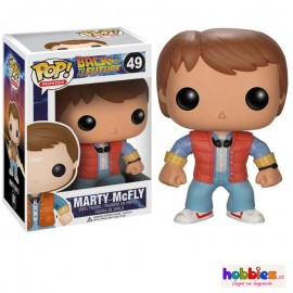 Marty McFly Figura FUNKO POP Regreso al futuro