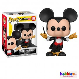 Conductor Mickey Figura FUNKO POP Disney Mickey's 90th
