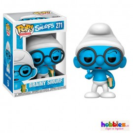 Brainy Smurf Figura FUNKO POP The Smurfs