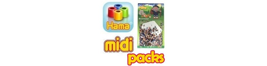 Hama MIDI Packs
